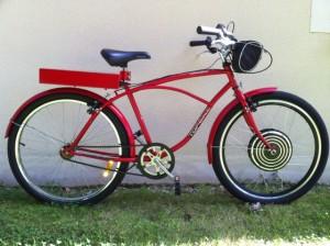 kit moteur électrique pour vélo
