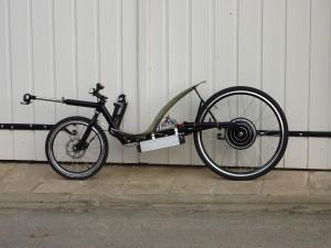 vélo couché électrique