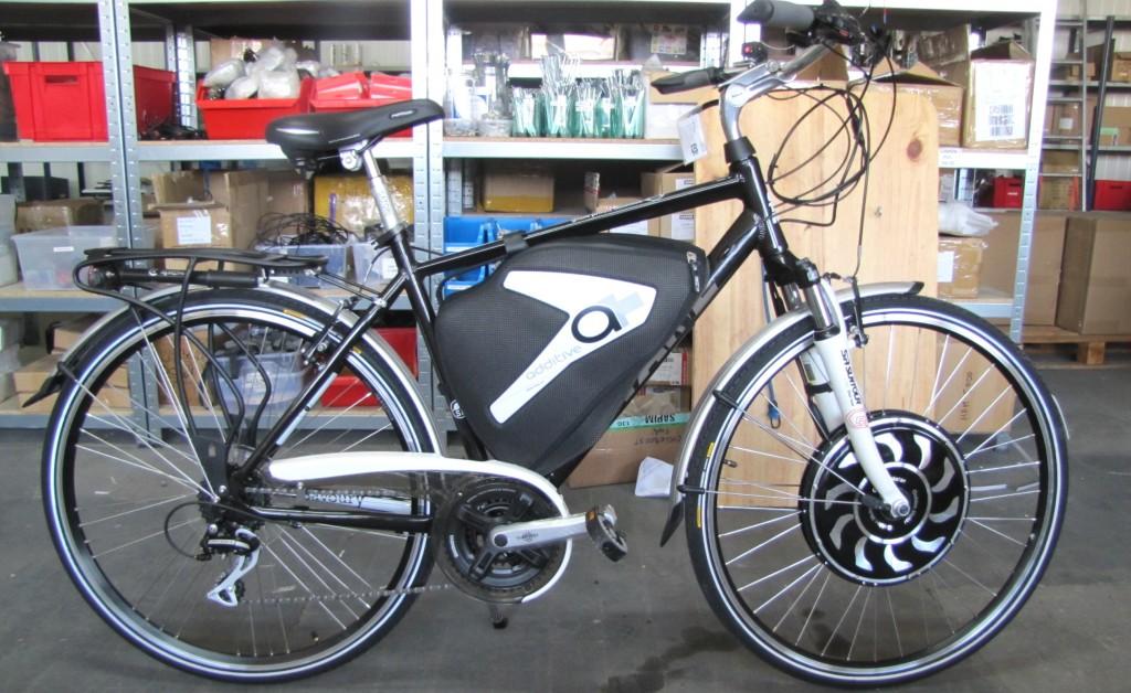 batterie pour vélo électrique