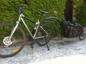 batterie lithium pour vélo électrique