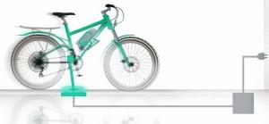 vélo solaire électrique