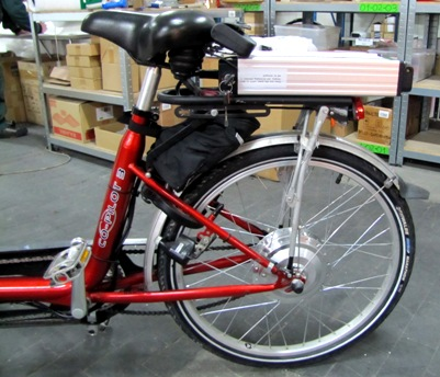 tricycle électrique handicap