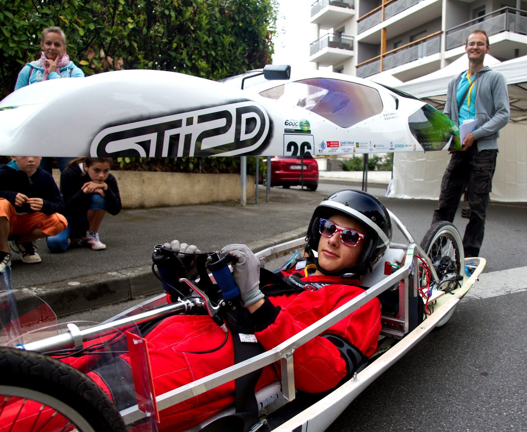 direction roue prototype shell eco marathon