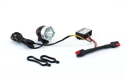 eclairage pour velo electrique