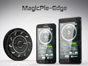 kit magic pie edge