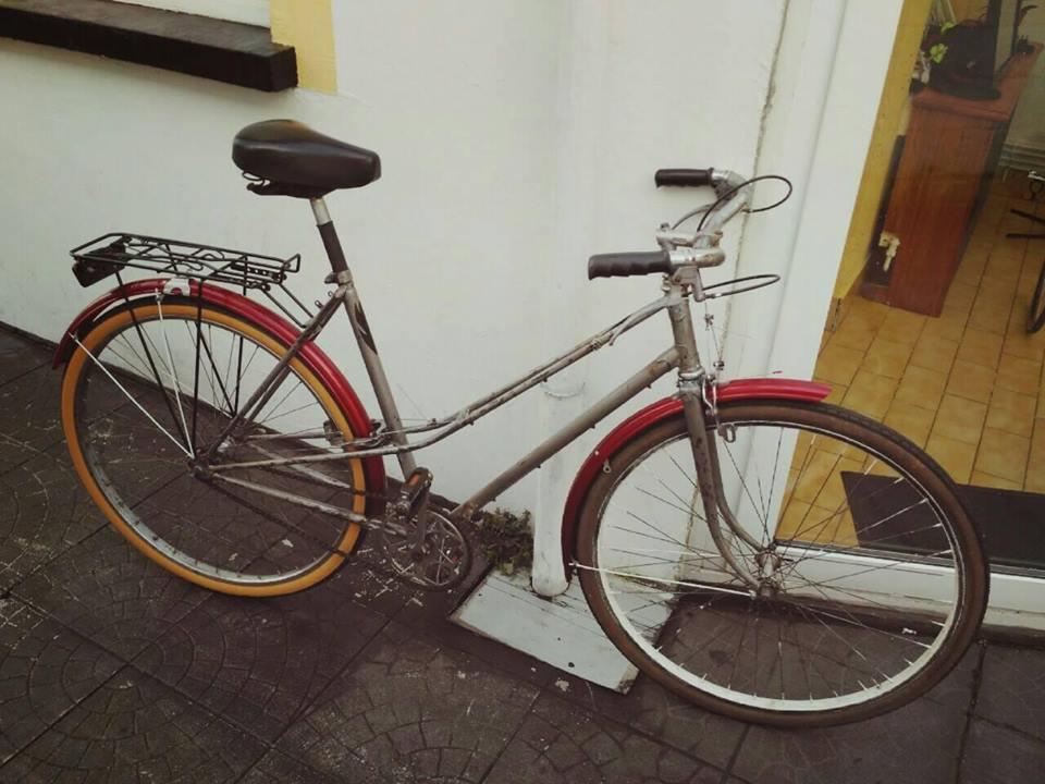 vélo vintage électrique