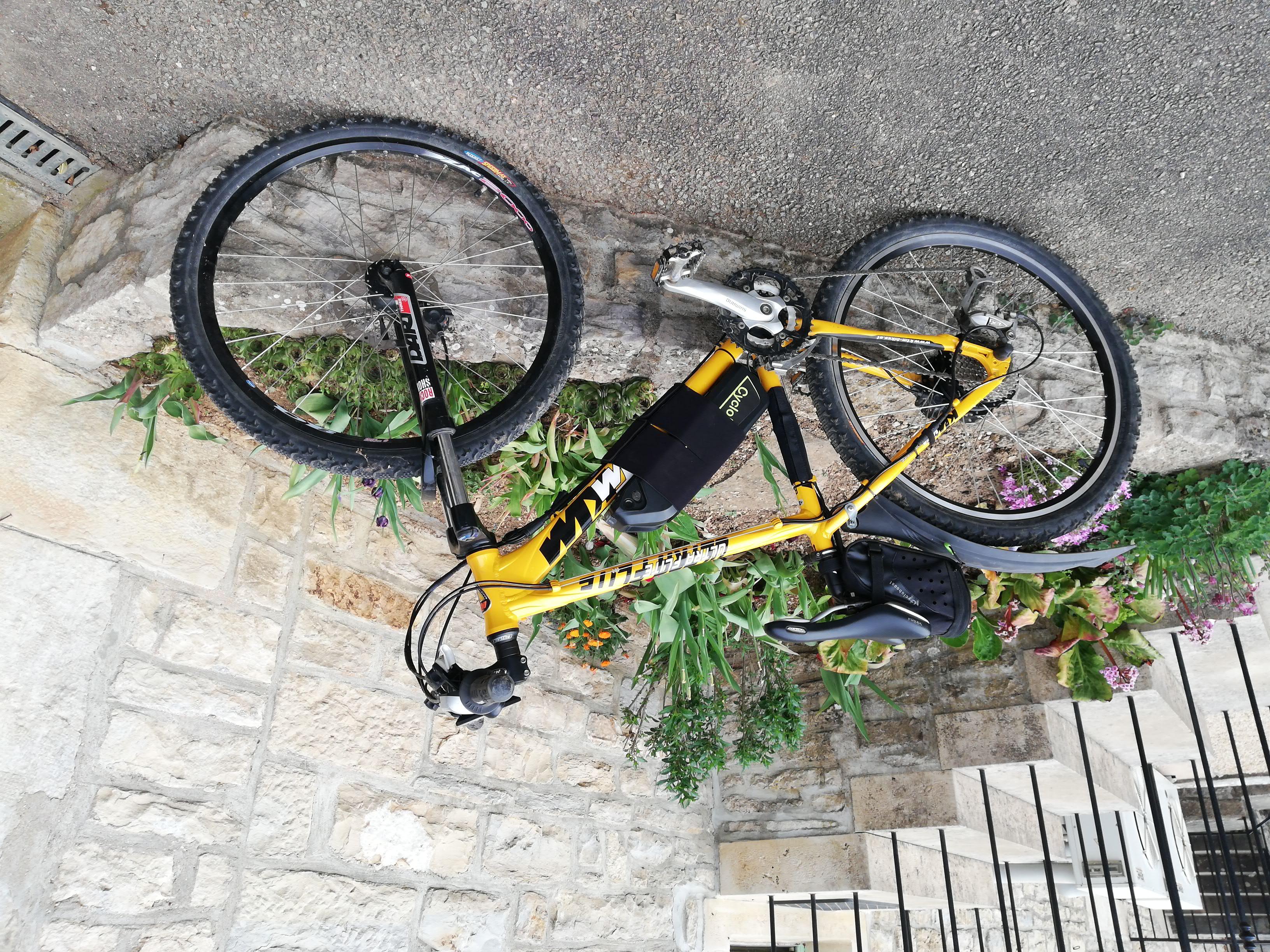 vélo ktm electrique