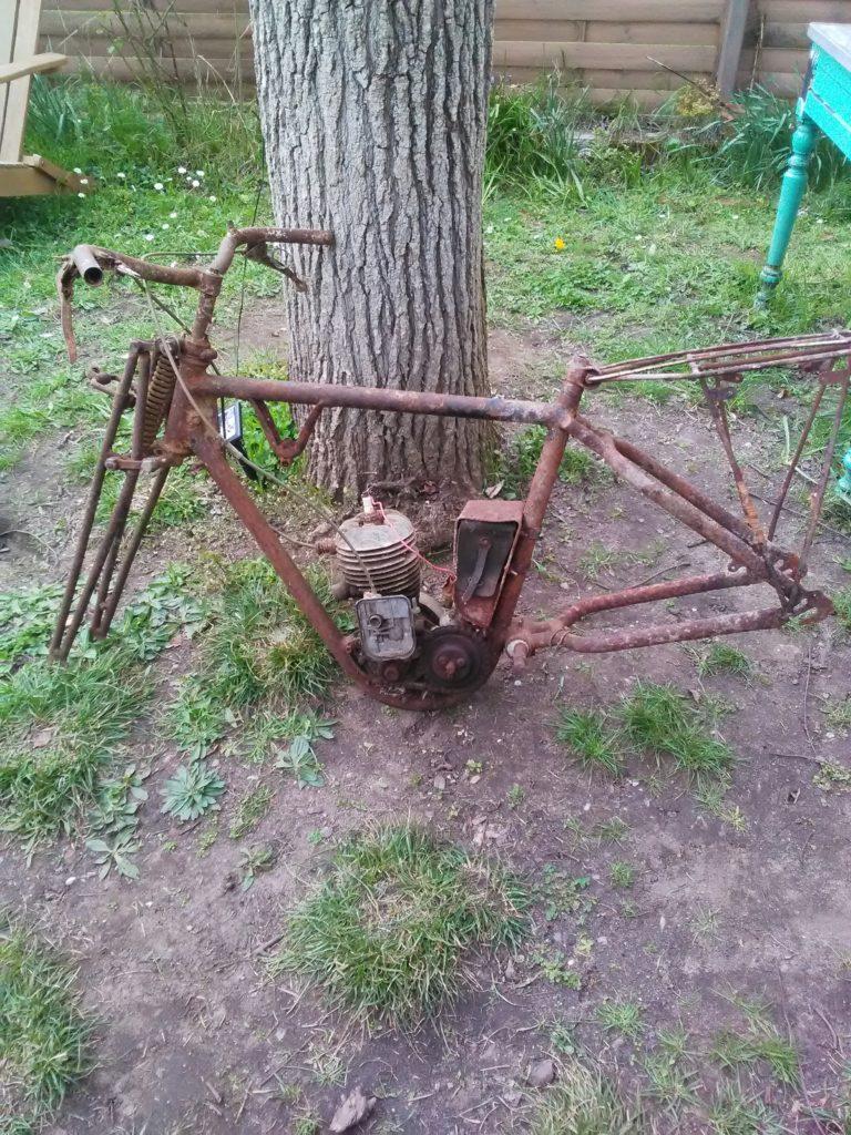 kit moteur velo